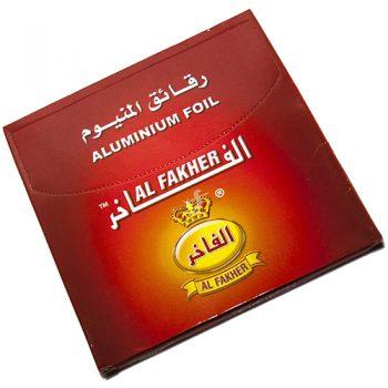 Folii Aluminiu Al Fakher Pentru Carbuni 20