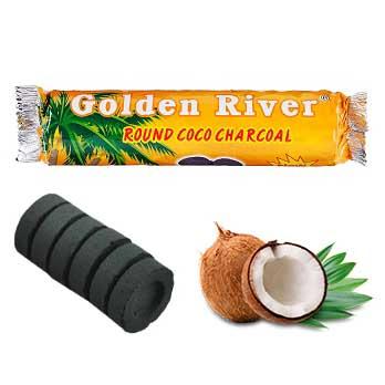 carbuni-narghilea-golden-river-cocos-44-mm