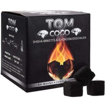 Carbuni cocos Tom Cococha diamonds
