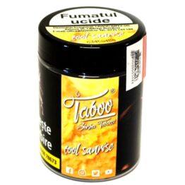 tutun narghilea piersica Taboo